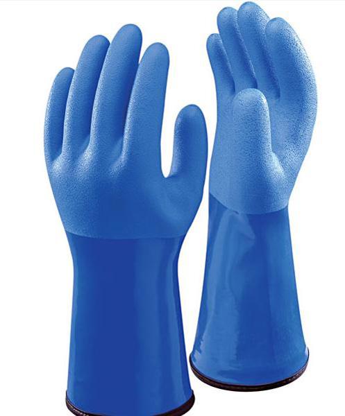 Diepvrieshandschoen PVC