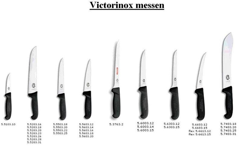 Victorinox messen